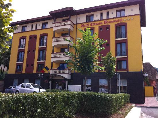 Hotel Coroana Brasovului: Hotel
