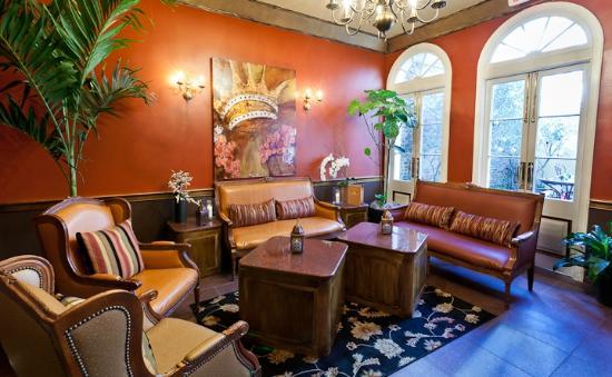 Hotel Mazarin: Patrick's Bar Vin