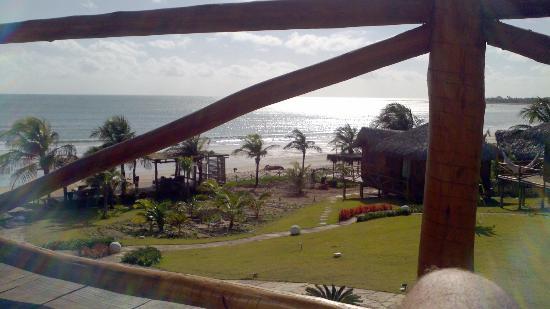 VillaMango Beach Bungalows: Vista