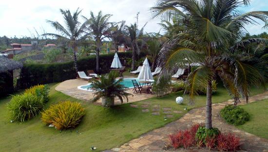 VillaMango Beach Bungalows: Piscina