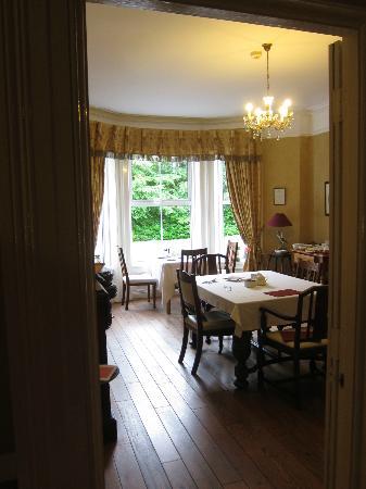 Arkle House B and B: La sala della colazione