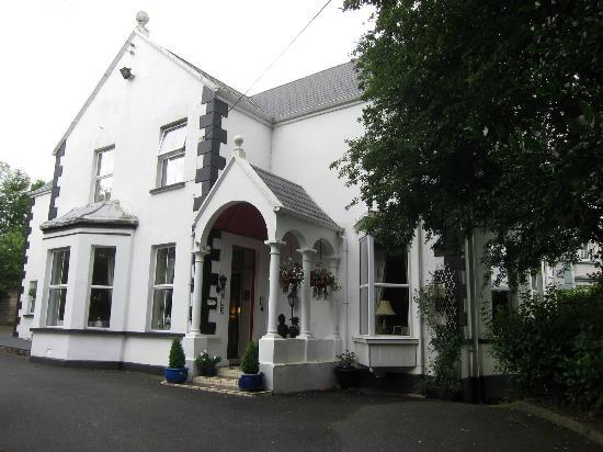 Arkle House Bed and Breakfast: La villa
