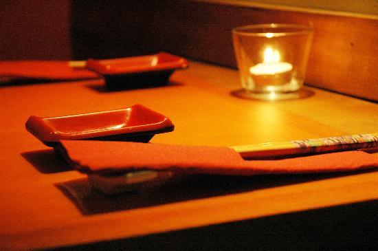 Kynoto Sushi Bar: Detalle