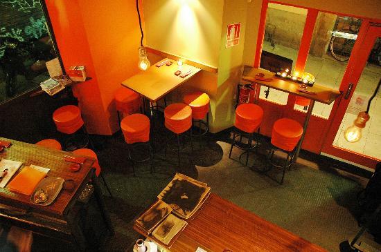 Kynoto Sushi Bar: Local
