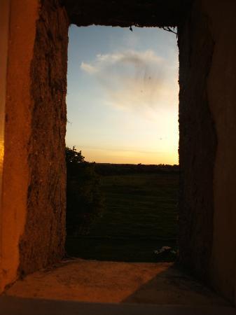 Les Chaufourniers: Sunset