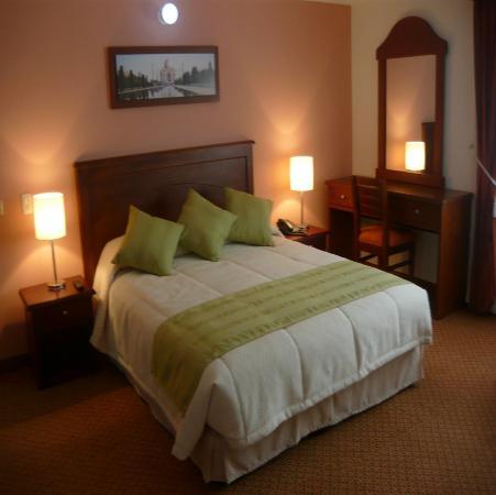 Blu Inn Hotel: Habitación Junior Suite