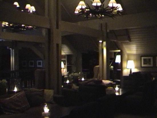 Vestlia Resort: οι χώροι έξω από το δωμάτιο