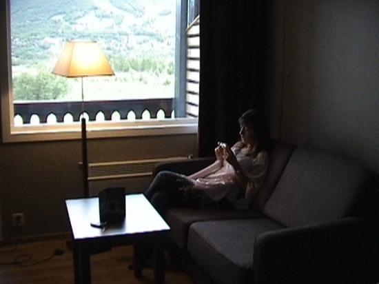 Vestlia Resort: στο δωμάτιο