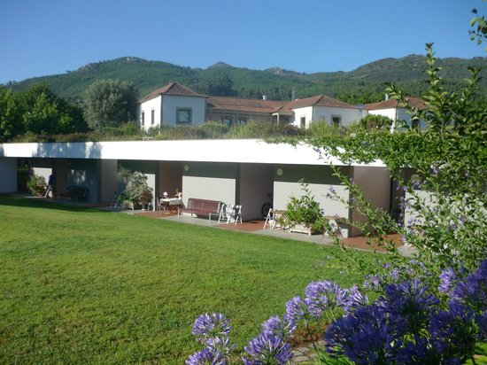 Quinta Do Casal Do Condado: apartments with garden
