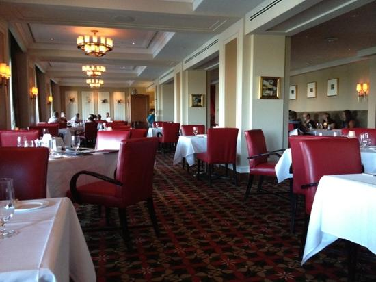 Arome: inside the dining room