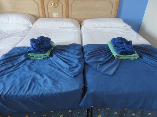 Marola Park: lovely clean sheets each day