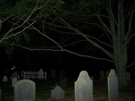 Ghost Tours Plymouth Uk