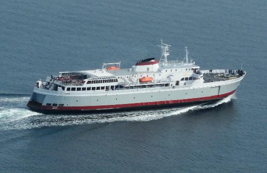 Port Angeles, WA: MV COHO