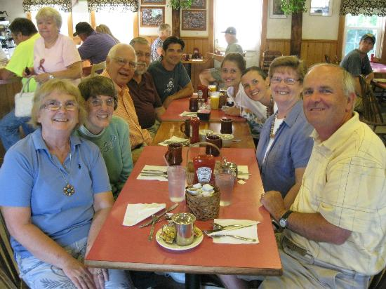 Good Thyme Cafe and Catering: Auntie Faye's 83rd birthday