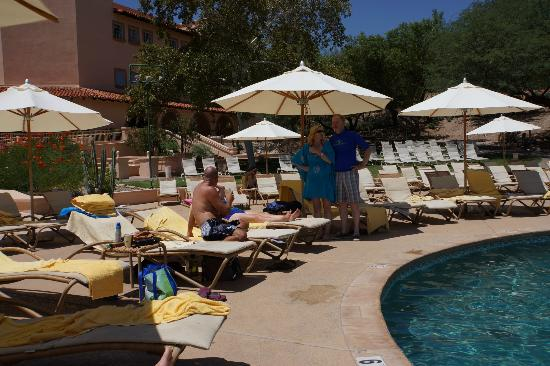 Westin La Paloma Resort and Spa: The pool area at Westin La Paloma