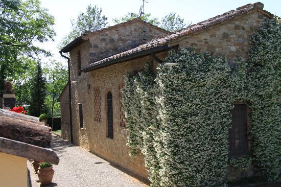 Santa Maria a Poneta: schöne, gepflegte Anlage