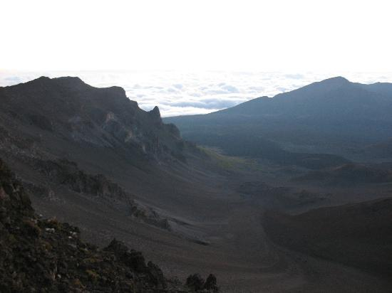 Paia, HI: Mt. Haleakala Crater