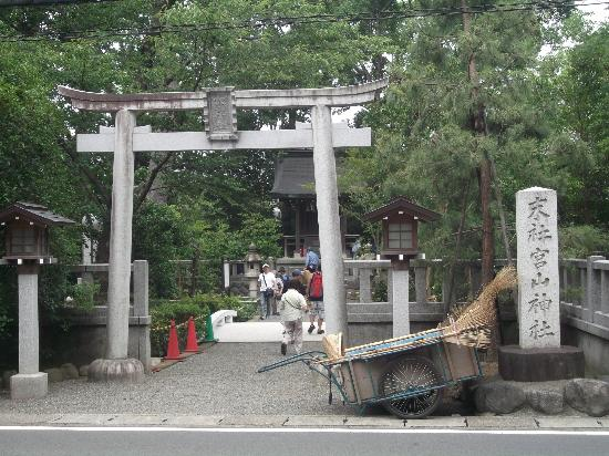 Samukawa Shrine : 寒川神社の写真その2