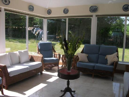 Sea Breeze Bed and Breakfast: The Sunroom - SeaBreeze Bed and Breakfast