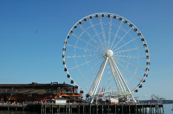 It Is Next To Ferris Wheel Picture Of The Fisherman S