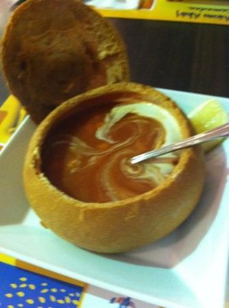 Delifrance: tomato soup