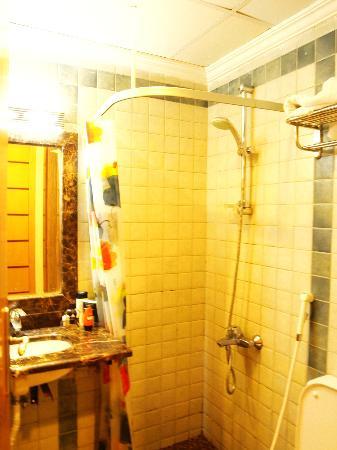 Al Olayan Al Khaleel: bathroom