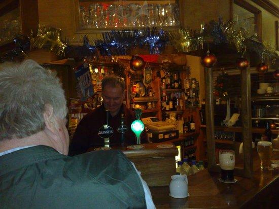 Kilbaha, ไอร์แลนด์: The Boss