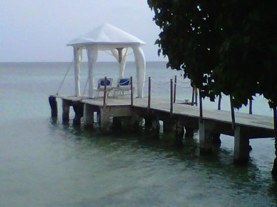 Grand Bahi-a Ocean View Hotel: Un rincón romántico