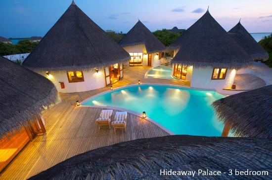 Hideaway Beach Resort & Spa: Hideaway Palace