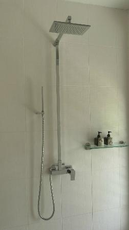 The Village House: shower room