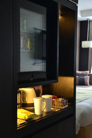 ‪‪Holiday Inn Beijing Focus Square‬: minibar‬