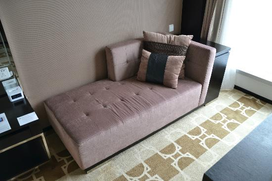 Holiday Inn Beijing Focus Square: sofa