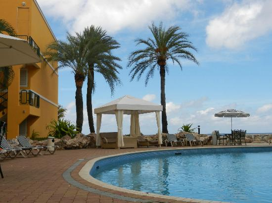 The Royal Sea Aquarium Resort: pool view