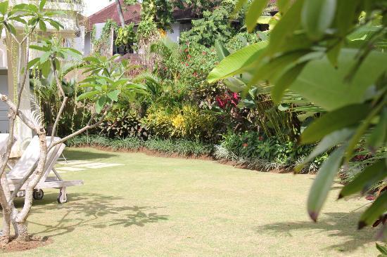 The Lodek Villas: Garden