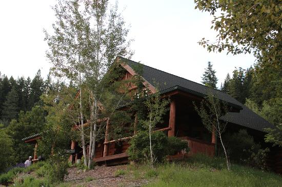 River Dance Lodge: our cabin