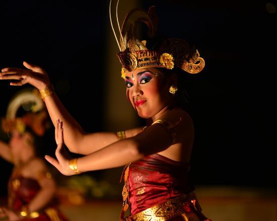 Four Seasons Resort Bali at Sayan: Traditional Dance