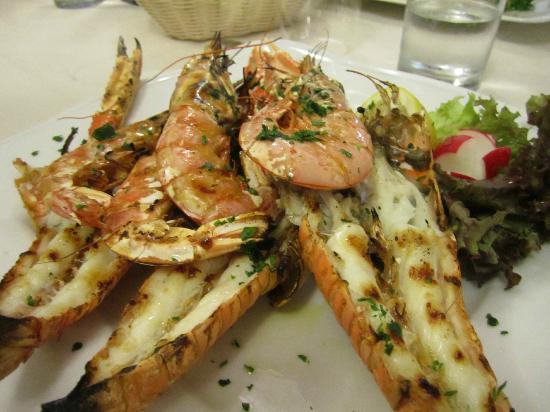 Ristorante Con Pizzeria Colomba : One of my favorite dish at Restorante Colomba :)