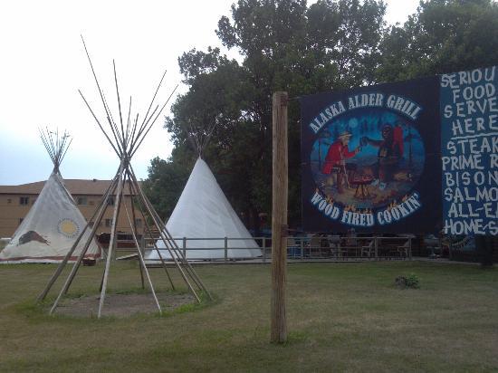 Minot, Dakota del Norte: Alaska Alder Wood Fired Cookin'