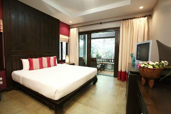 Chaweng Garden Beach Resort: Superior room (double)