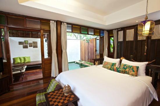 Chaweng Garden Beach Resort: Garden Pool Bungalow