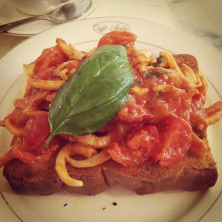 Cafe Sicilia: starter