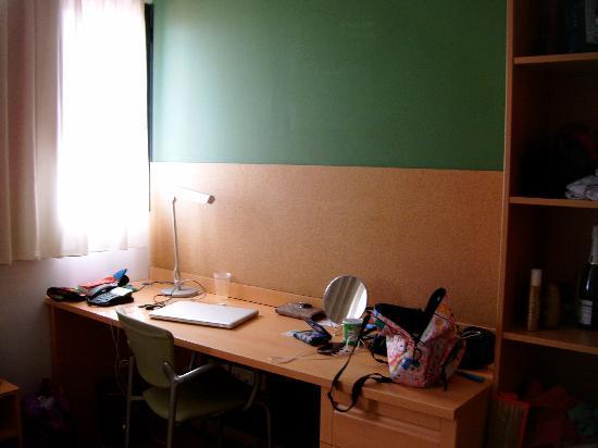 Albergue Juvenil Alicante Villa Universitaria: View of room 3
