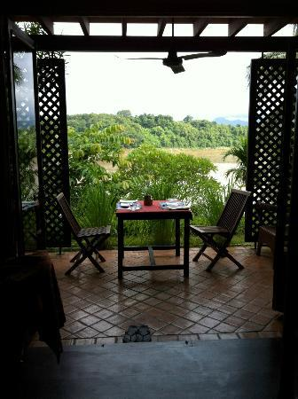 Mekong Estate: outdoor setting