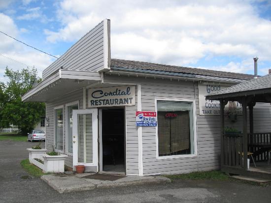 Cordial Restaurant - Clinton, B.C.