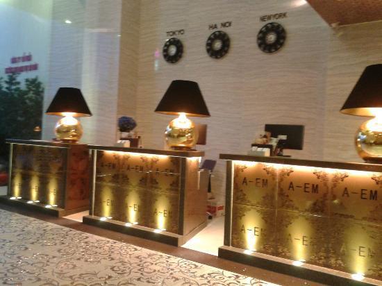 A&EM Hotel : Lobby