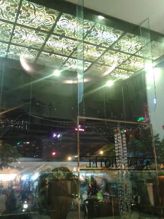 A&EM Phan Boi Chau Hotel: Lobby