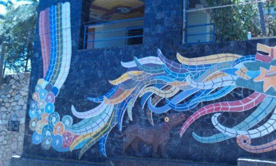 Mural Diego Rivera 사진