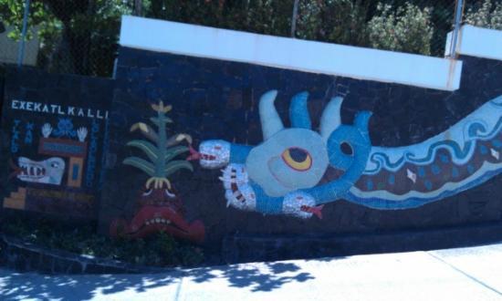 写真Mural Diego Rivera枚