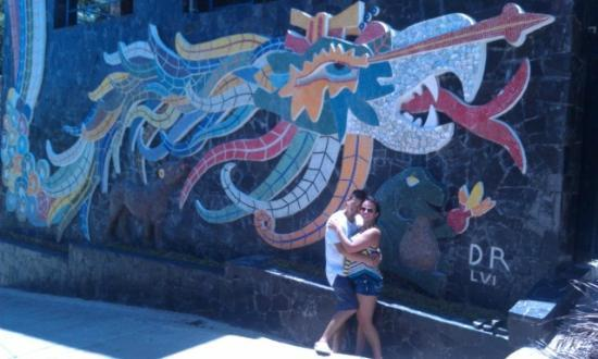 Mural Diego Rivera: Diego Rivera Mural