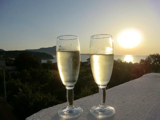 Savoia Hotel: aperitivo sulla terrazza